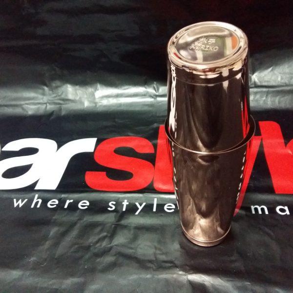 KORIKO Tin On Tin Weighted Shaker - Rose Gold