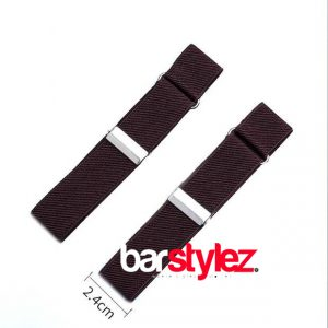 Sleeve Garter Black