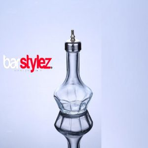 Bitters Bottle Silver Cap 50ml