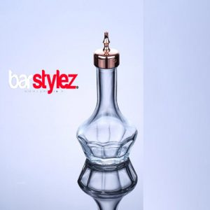 Bitters Bottle Rose Gold Cap 50ml